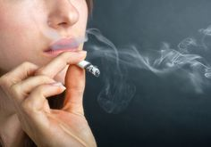 Lower your risk of lung cancer: Avoid secondhand smoke | #lungcancerawareness #november