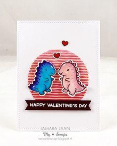 Mijn scraps: Happy valentines day