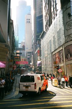 Me and my hubs been walked to this HK street