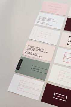 Grace Business Cards, Hands-On!