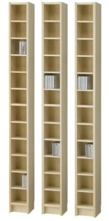 Improved Ikea Benno CD Shelf   Ikea Hacks   Rangement, Meuble cd, Rangement cd