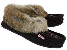 SoftMoc Moccasins - crepe sole