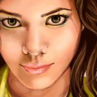 How to Paint a Digital Oil Portrait - Photoshop Tutorial - Pxleyes.com