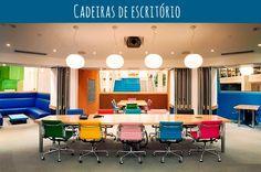 Publieditorial: Cadeira de escritório bonita E confortável - dcoracao.com - blog de decoração