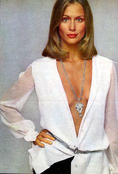 Lauren Hutton; 70's
