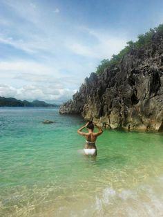 Caramoan, Philippines  #beach #caramoan #philippines