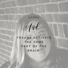 For many people experiencing Shame activates Fight Flight or Freeze. This is because the same part of the brain is activated during Shame as well as trauma. How does Shame show up in your physical body?  Understanding how Shame shows up in your physical body is a crucial step in developing Shame Resilience.  #Shame #Guilt #depression #anxiety #trauma #traumatherapist #centralnervoussystem #therapistsofinstagram #wecanhelp #mentoring #mentalhealth #mentalwellness #mentalhealthawareness…