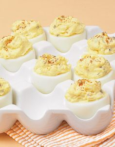 Deviled Eggs. #easter #recipe