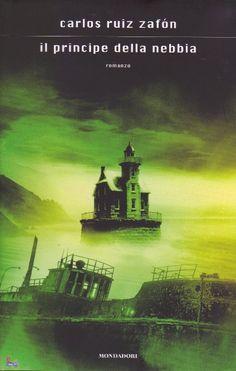 Carlos Ruiz Zafòn - Il principe della nebbia