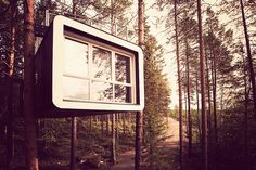 Treehotel at Harads, Sweden