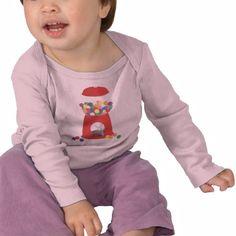 352c3228ddb Gumball Fantasy Tshirt Baby 1st Birthday Gift