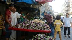 How conflict has affected the traditional Syrian breakfast dish of aubergine and walnut