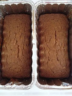 Applesauce Bread. This is sooo good and easy.