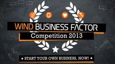 Ecco la Wind Business Factor Competition 2013