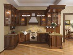 Best Granite Countertops for Cherry Cabinets | Kitchen | Pinterest ...