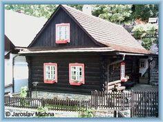 Stramberk, Czech Republic Czech Republic, Cabins, Cottages, Rustic, Mountains, Architecture, House Styles, Home Decor, Country Primitive