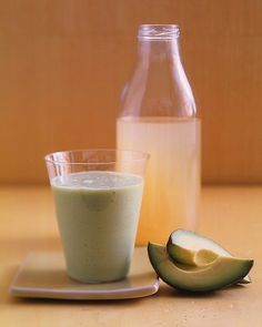 """See the """"Avocado-Pear Smoothie"""" in our Beyond Smashing: Avocado Recipes for Every Meal gallery"""