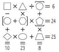 Résultats de recherche d'images pour «acertijos matematicos»