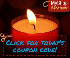 Add instant ambience to your space with a fragrant #candle from Yankee Candle Company! Print this #coupon to get any tumbler candle FREE when you buy one! #BOGO