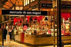 Mercado de San Miguel, Madrid...one of my favorite places!