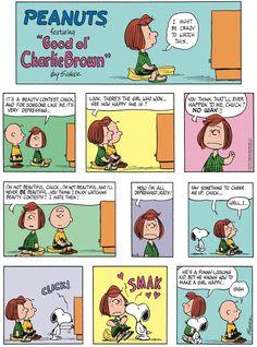 Peanuts by Charles Schulz for Nov 19, 2017   Read Comic Strips at GoComics.com