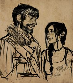baby Hawke and Daddy Hawke by Pheberoni on DeviantArt