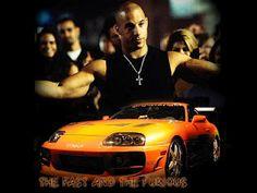 Fast and Furious Cars Van Diesel