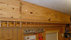 What's on your walls? Neat storage ideas! - Page 21 - The Garage Journal Board
