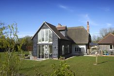 Thatched Cottage Extension, Berkshire - Fowler Architecture & Planning