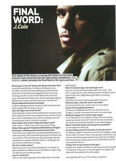 J Cole And Drake, Lyrics, Interview, Film, Words, People, Movie, Film Stock, Song Lyrics
