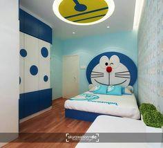 Doraemon Bedroom