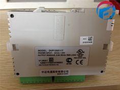 229.00$  Watch here - http://ali8s0.worldwells.pw/go.php?t=857610159 - PLC Delta DVP12SE11T DC 8DI 4DO (NPN transistor) 3 COM (Mini USB/RS485x2/Ethernet ) New