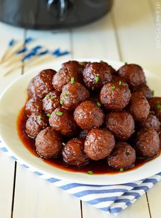 Sweet and Sour Meatballs - Life In The Lofthouse
