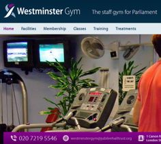 UK Government wastes £250,000 of taxpayer's money on new gym at Houses of Parliament