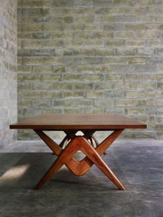Pierre Jeanneret, Boomerang Table.