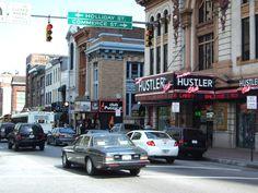 Hustler hours baltimore