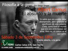 Albert Camus   El absurdo y la muerte
