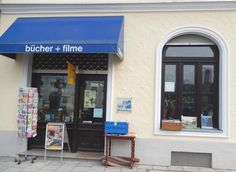 Old Books and Movies and lots for Karl Valentin fans in Maxvorstadt