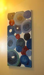 Then I Laughed: Bathroom Redo vibrantcanvasprints.com