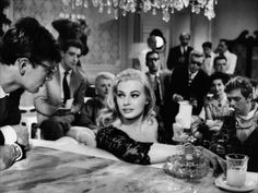 In La Dolce Vita (1960), Federico Fellini challenged, and indeed changed, perceptions of Italy's public image.