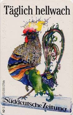 Phonecards Collection by Gilberto Gallo Martinez on Kolektado Rooster, Animals, Collection, Animales, Animaux, Animal, Animais, Chicken