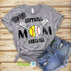 Baseball is known as one of the best sports there is. Volleyball Mom Shirts, Sports Mom Shirts, Baseball Mom Shirts, Softball Crafts, Softball Helmet, Softball Shoes, Softball Things, Softball Stuff, Baseball Shirt Designs