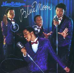 New Edition Album Under the Blue moon Music Album Covers, Cover Songs, Cd Cover, R&b Albums, Music Albums, Soul Train Awards, Ralph Tresvant, Concept Album, Quiet Storm
