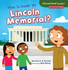 What Is Inside the Lincoln Memorial? (Cloverleaf Books: O...
