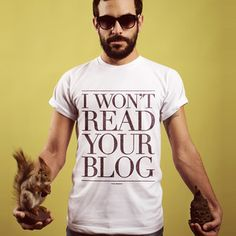 Blog Tee now featured on Fab.