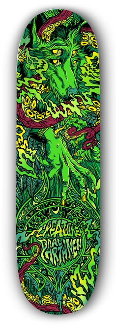 CREATURE SKATEBOARDS - AL PARTANEN 2012