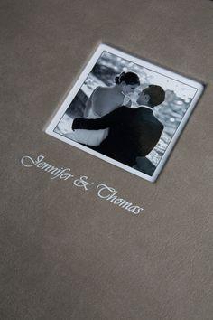 The Original Wedding Book | Leather cover | Handmade in Italy #graphistudio #originalweddingbook #weddingbook #weddingphotography #handmade #design #leather