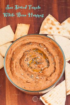 Sweet Potato Hummus - Chew Out Loud