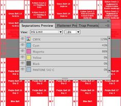 Switching Rows and Columns in an InDesign Table | InDesignSecrets