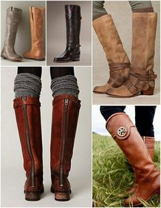 Essential boots for fall and winter and autumn fashion, Love